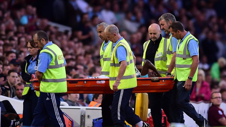 Enner Valencia's injury 'doesn't look great', says David Gold