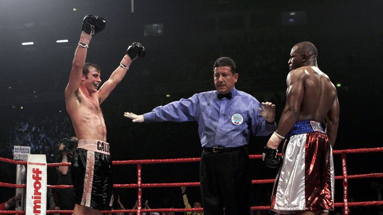Joe Calzaghe schooled Jeff Lacy to establish himself as the world's best super-middleweight