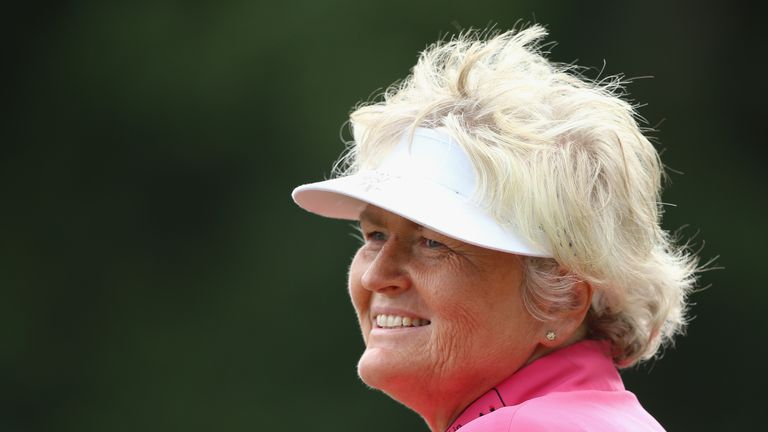 Dame Laura Davies will be playing captain for the Ladies European Tour team