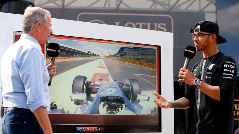 Lewis Hamilton: Was unable to challenge Nico Rosberg in Brazilian GP