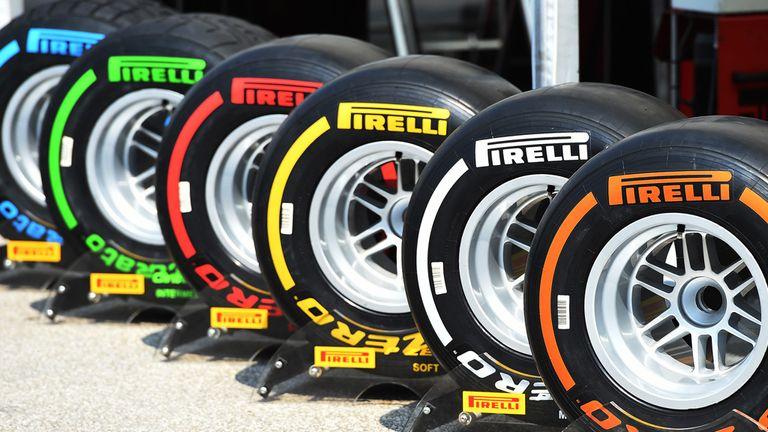 f1 tyres