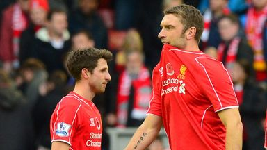 Rickie Lambert is wanted by West Bromwich Albion
