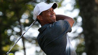 Tiger Woods: Six birdies in second round 66