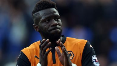 Bakary Sako looks set for a move to West Brom
