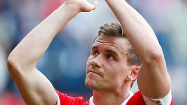 Andreas Bjelland: New arrival at Brentford