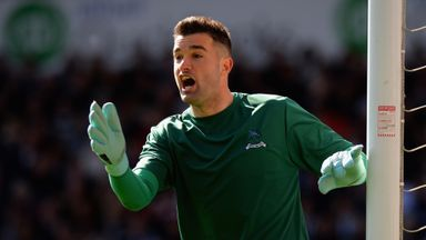 Boaz Myhill has extended his stay at The Hawthorns