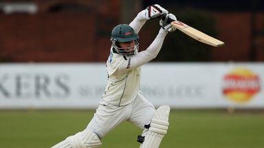 Greg Smith: The batsman came through Leicestershire