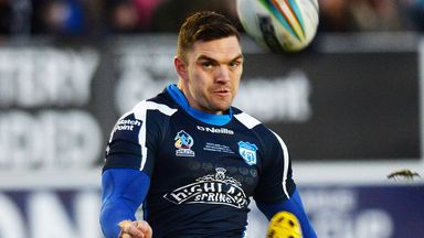Danny Brough will be back in a Scotland shirt this autumn