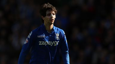 Diego Fabbrini is hoping to impress at Middlesbrough