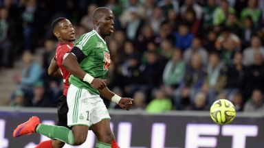 Florentin Pogba has committed future to St Etienne