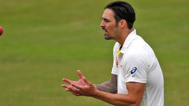 Mitchell Johnson: Australia paceman says he is in form ahead of first Test