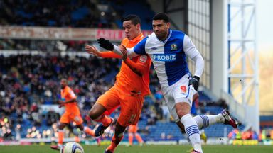 Leon Best (right) has left Blackburn Rovers after his contract was cancelled by mutual consent.