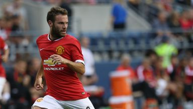 Juan Mata says Manchester United are targeting the title