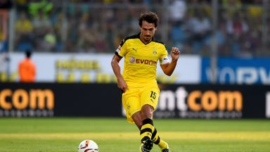 Mats Hummels: Physically prepared for new campaign