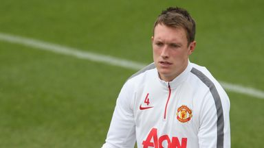 Phil Jones: Ready for a variety of challenges in pre-season