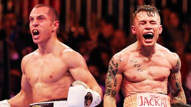 Quigg and Frampton are close to agreeing a unification bout, says Hearn