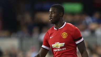 Tyler Blackett has made the move to Celtic Park on a season-long loan
