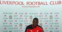 Christian Benteke: Tipped to impress for Liverpool (picture courtesy of Liverpool FC)