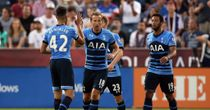 Harry Kane's goal halved the deficit for Spurs in Colorado