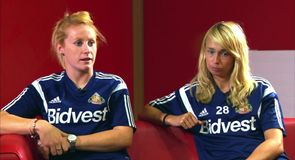 Sunderland ladies hope for continued support