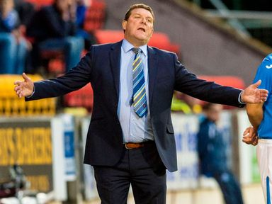 Tommy Wright: Linked with Dundee United