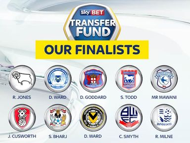 The Transfer Fund finalists