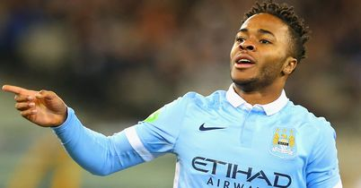Raheem Sterling: Under pressure to deliver for Manchester City