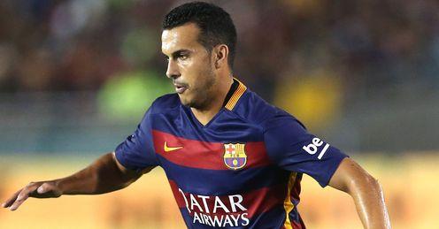 Pedro: Man Utd target