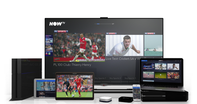 NOW TV Devices pod new