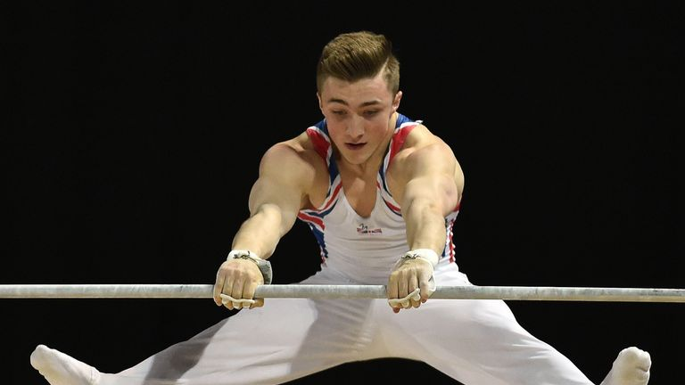 Sam Oldham was in fine form for the European Championships in Montpellier in the spring