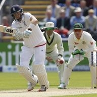 Joe Root scored 134 in Cardiff after being dropped on nought by Brad Haddin