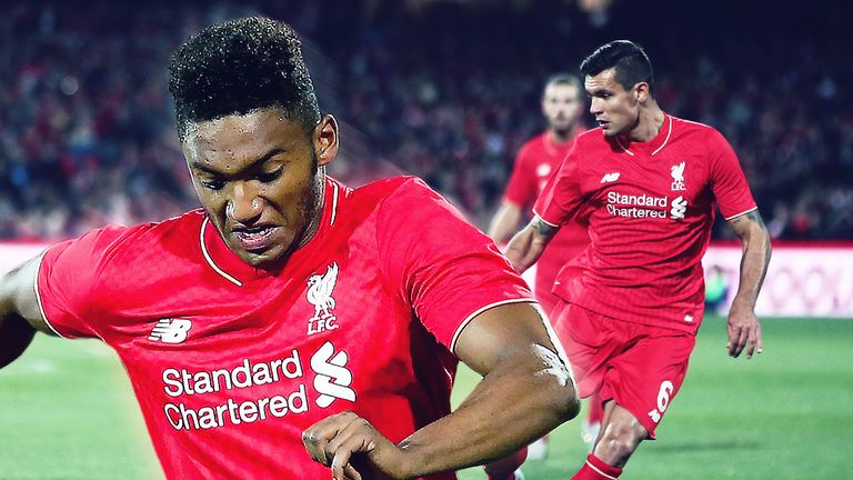 The arrival of Joe Gomez has even helped team-mates like Dejan Lovren