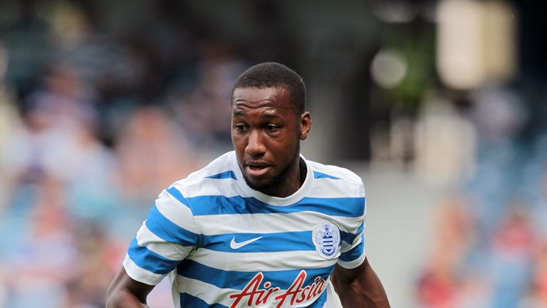Junior Hoilett was on target for QPR