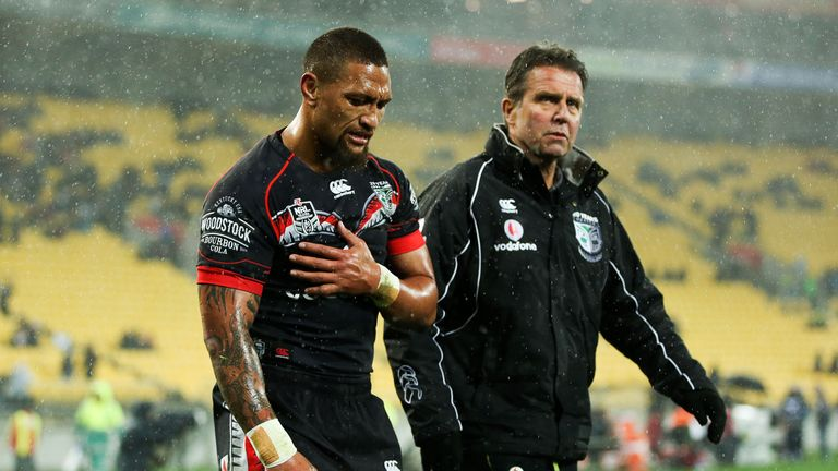 Vatuvei the Friendly Beast: Departing legend admits rugby league saved him from prison