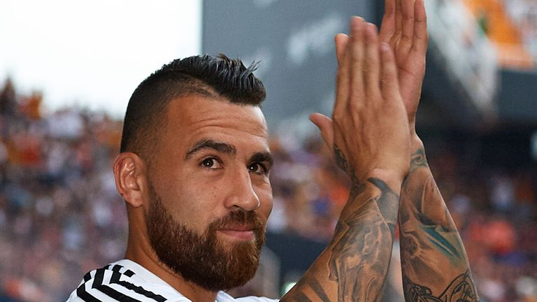 Otamendi has given City another option in central defence
