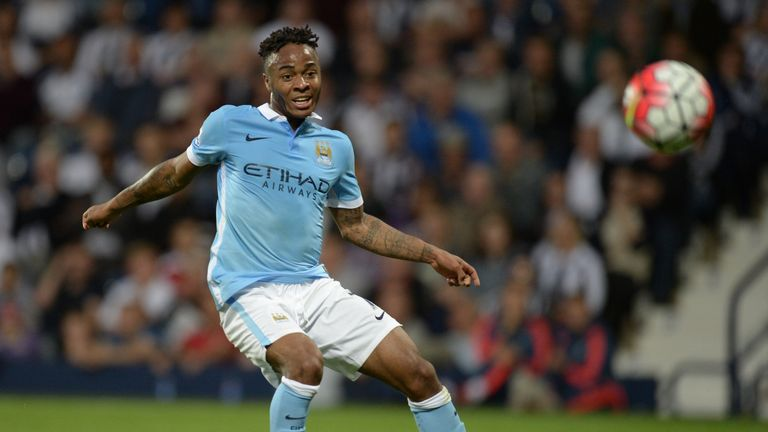Manchester City paid £49m to sign Sterling from Liverpool