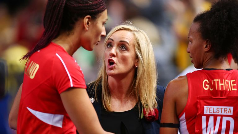 Female Coaches Needed To Address Imbalance Says Stacey