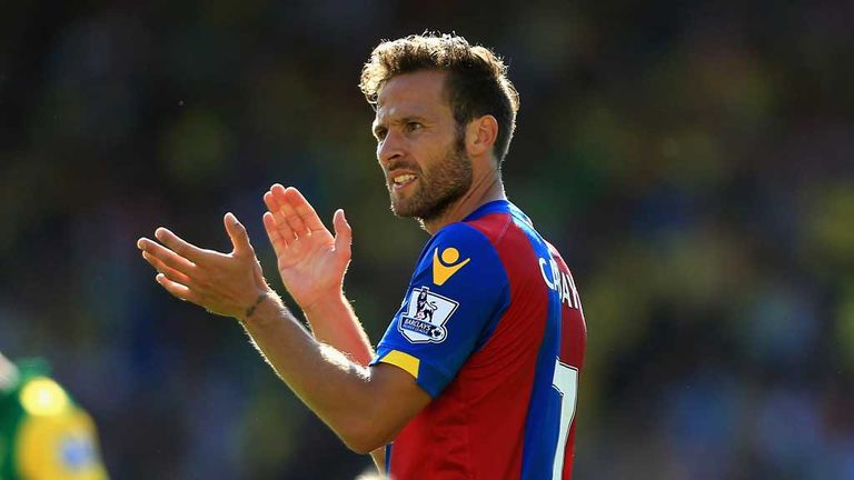 Yohan Cabaye could orchestrate a win at Spurs