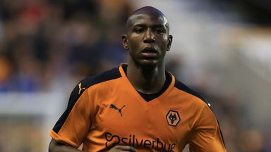 Benik Afobe squandered chances for Wolves against MK Dons on Saturday afternoon.