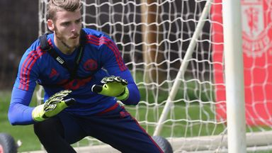 Manchester United and Real Madrid are in talks over David de Gea move