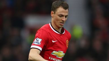 Jonny Evans looks to be heading to The Hawthorns