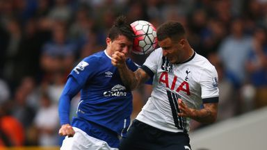 Tottenham and Everton fought to a stalemate at White Hart Lane