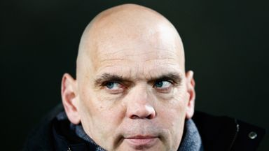 Jurgen Streppel's Willem side are without a win in the league
