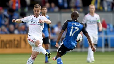 Shaun Maloney signed for Hull City this week after only moving to Chicago Fire at the start of the year