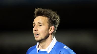 Matt Tubbs scored a double for Portsmouth at Cambridge