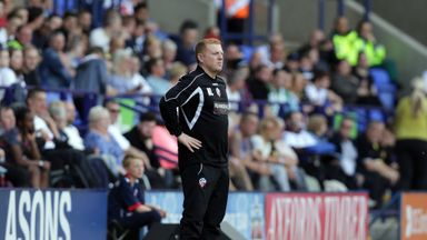 Bolton manager Neil Lennon must face an FA charge