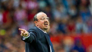Rafael Benitez insists Real were 'not defensive' in 0-0 draw