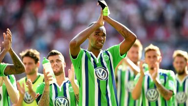 Wolfsburg were held by Cologne