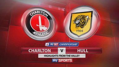 Charlton 2-1 Hull