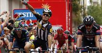 Froome safe as Sbaragli wins